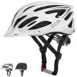 TeamObsidian Airflow Bike Helmet Detachable Visor Adjustable