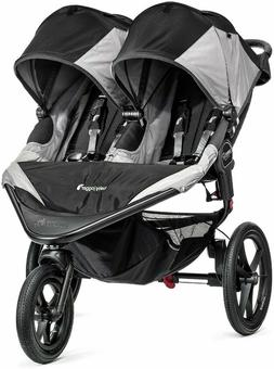 Baby Jogger Double Stroller Summit X3 Twin Infant Jogging Bu