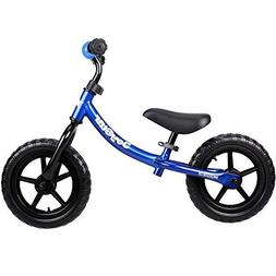 JOYSTAR 12 inch Balance Bike with Low Frame for Toddler 1.5-