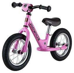 Schwinn Balance Bike 12-Inch Pink