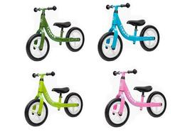 Bandit Bicycles Kid's Balance Bike color available : Blue Gr