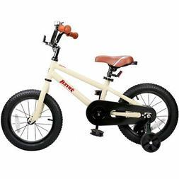 JOYSTAR 14 Inch Kids Bike for 3 4 5 Years Boys & Girls, Unis