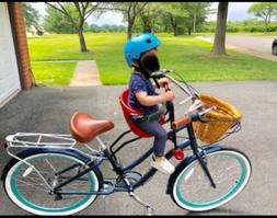 Bicycle Baby Seat Kids Child Safety Carrier Front/Back Seat