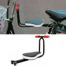 Bicycle Kids Chair Sport Seat Foldable Bike Front Saddle Sea