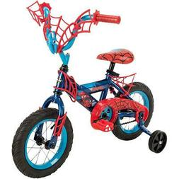 bicycle spiderman bike