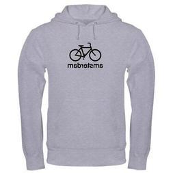 CafePress - Bike Amsterdam - Sweatshirt