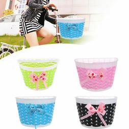 Bike Bicycle Cycle Front Basket Shopping Stabilizers For Chi