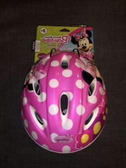 Bike Helmets For Kids Girls Girl Helmet Minnie Dots Child Cy