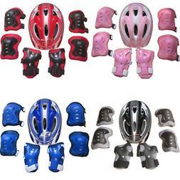 Bike Riding Accessories Set Kids Boy Girl Safety Kit Skatebo