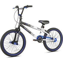 "Blue 20"" Boys Kids Ambush BMX Bike Outdoor Sports Single Spe"