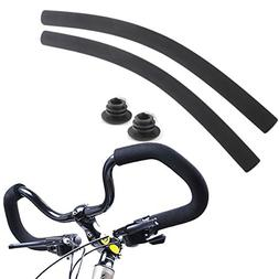 BIKIGHT Bicycle Cycling Foam Butterfly Handlebar Cover With