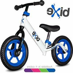 "Bixie Balance Bike for Kids -12"" No Pedal Sport Training Bic"