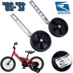 16 to 20-Inch Wheels.75 and 1-Inch Frame Tubes Cycle Force Group Wald W10252 Bicycle Training Wheels