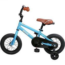 JOYSTAR 12 Inch Kids Bike for 2 3 4 Years Boys, Child Bicycl