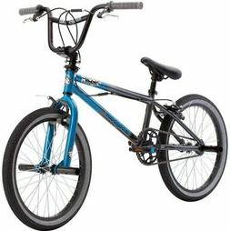 "Mongoose BMX Bike  20"" Boy Kid freestyle Bicycle Four Pegs B"
