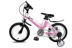 NiceC BMX Kids Bike with Dual Disc Brake for Boy and Girl 14