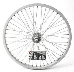 """Diamondback BMX Bike Rear Wheel 20"""" Flip Flop Double Walled"""