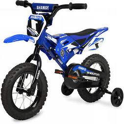 BMX Bikes For Boys Kids Yamaha Moto Mini Bike 12 Inch Bicycl