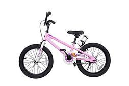 Royalbaby RB18B-6P BMX Freestyle Kids Bike, Boy's Bikes and