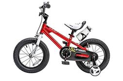 Royalbaby BMX Freestyle Kid's Bike, 12 inch wheels, Red