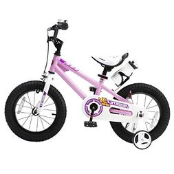 Royalbaby RB14B-6P BMX Freestyle Kids Bike, Boy's Bikes and