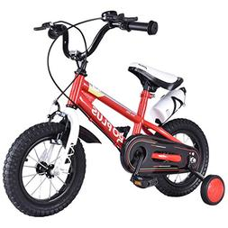 Goplus Freestyle Kids Bike Bicycle 12inch/ 16inch/ 20inch Ba