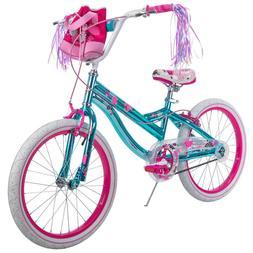 Huffy BMX Style Girls Bikes 20 Inch Purple Jazzmin NEW
