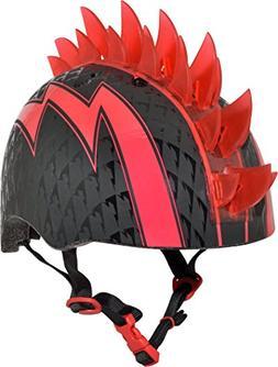 Raskullz Bolt Red Child LED Helmet