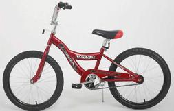 Boys 20 Inch Bmx Dragon Bike S-Type Frame Kick Stand Kids Ou