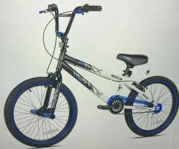 Boys' BMX Bike  Blue- w/ Sturdy Frame- For Ages 8-12