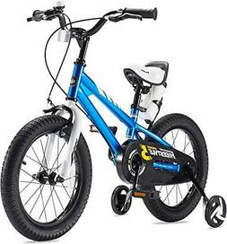 RoyalBaby Boys Girls Kids Bike 12 Inch BMX Freestyle 2 Hand