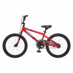 "Boys' Kids 20"" Pacific Cycle Igniter Red Bike Caliber Coaste"