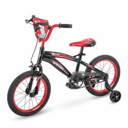 Huffy Boys Moto X Bike 18 Inch, Yellow or Black NEW
