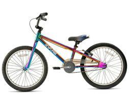 "Brave BMX Freestyle 20"" Kids Bicycle, Lightweight Aluminum F"