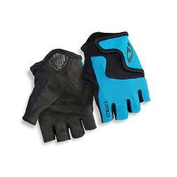 Giro Bravo Jr Cycling Gloves Blue Jewel Youth Large