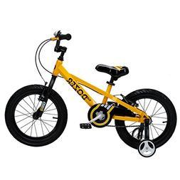 Royalbaby Bull Dozer Fat Tire Burly Kid's Bike, 16 inch Whee