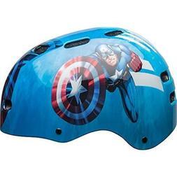 Bell 7084320 Captain America Super Solider Child Multi-Sport