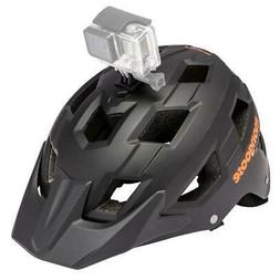 Mongoose Capture  Bicycle Helmet with camera mount, ages 14+