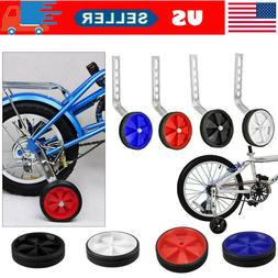 """Children Bicycle Stabilisers Kids Training Wheel 12-20"""" Cycl"""