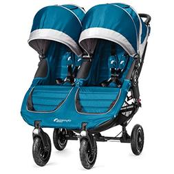 Baby Jogger City Mini GT Teal Double Child Stroller