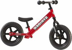 "STRIDER CLASSIC 12"" BALANCE BIKE FOR KIDS - NO PEDAL LEARNIN"
