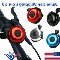 Classic Mental Bicycle Cycling Loud Bell Horn Ring for Boys