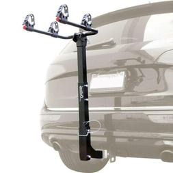Critical Cycles Lenox 2-Bike Hitch Mount Rack with 2-Inch Re