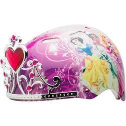 Bell Sports Disney Princess Child 3D Helmet, Pink