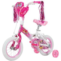 Huffy Disney Princess Kids Bike - 12 inch - Quick Connect As