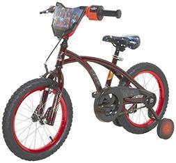 "Power Rangers Dynacraft Boys BMX Street/Dirt Bike 16"", Red/B"