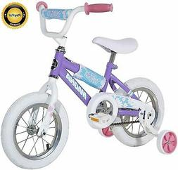 """Dynacraft Magna Willow 12"""" Bike with Removable Training Whee"""