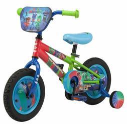 E1 PJ Masks: Catboy Kids Bike, 12-inch wheels, blue, on Disn