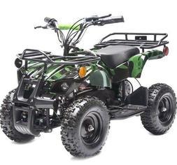 Kids Electric 4 wheeler Utility ATV 36V 800W Boys & Girls Ar