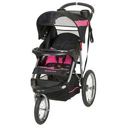 Baby Trend Expedition Jogger Stroller, Bubble Gum
